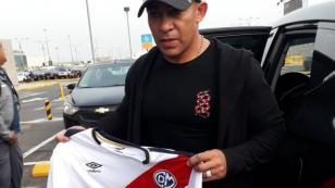 Egidio Arévalo Ríos ya está en Perú para convertirse en nuevo jugador de Deportivo Municipal