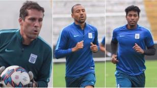 Los 5 jugadores de Alianza Lima que no viajarán a Cajamarca para enfrentar a UTC