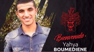 Melgar anunció a delantero belga Yahya Boumediene como refuerzo para el Torneo Clausura