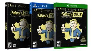 Fallout 4 Game of the year edition anunciada
