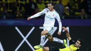 Gareth Bale será baja un mes debido a lesión