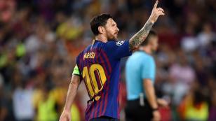 Inicio mágico de Leo Messi: Barcelona venció 4-0 al PSV por Champions League