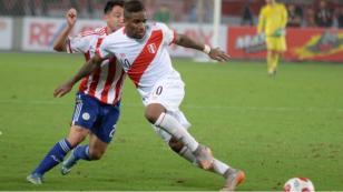 (VIDEO) Así juega la Selección Peruana con Jefferson Farfán por todo el frente de ataque
