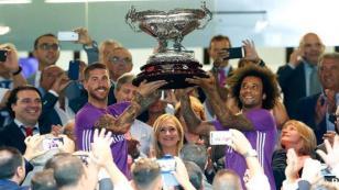 Real Madrid derrotó a la Fiorentina y se coronó campeón del Torneo Santiago Bernabéu