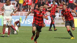 Omar Fernández es nuevo jugador del Puebla mexicano