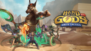 Hand of the Gods ya esta en fase beta cerrada en consolas
