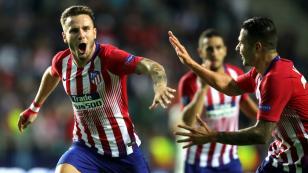 ¡Atlético de Madrid venció 4-2 al Real Madrid y se coronó campeón de la Supercopa de Europa!