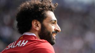 Mohamed Salah fue escogido el mejor futbolista de la Premier League