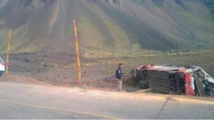 Accidente automovilístico de Escuela de Fútbol de Colo Colo enluta al fútbol chileno