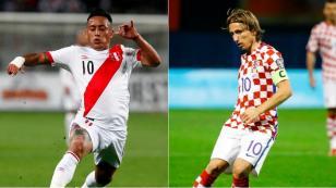 Perú vs. Croacia: fecha, hora y canal de transmisión del partido amistoso en Miami