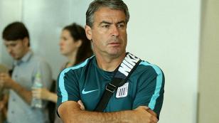 """Pablo Bengoechea: """"Veo muy bien a Alianza en comparación a los demás equipos"""""""
