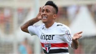 Sao Paulo tomó una decisión con respecto al futuro de Christian Cueva