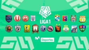Liga 1 Movistar: partidos, fechas y horarios de la primera jornada