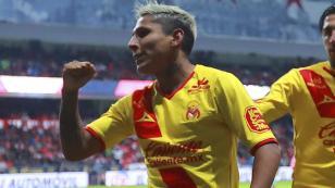 Raúl Ruidíaz es nominado a mejor jugador y a mejor gol del año en Morelia