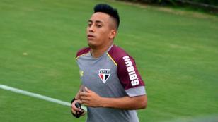 Jonathan Gómez llega a Sao Paulo, ¿y Christian Cueva?