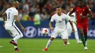 (EN VIVO) Chile y Portugal empatan en la semifinal de la Copa Confederaciones