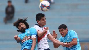 Cristal empató 2-2 con Municipal en el Alberto Gallardo