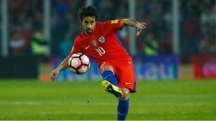 El 'Mago' Valdivia habló de la no clasificación chilena a Rusia 2018