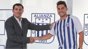 Alianza Lima: Mario Velarde es nuevo futbolista de los íntimos