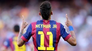 ¿Qué ganó Neymar en el Barcelona?