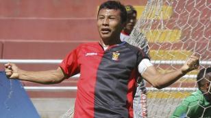 Ysrael Zúñiga seguirá en Melgar el próximo año