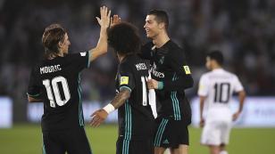 Real Madrid clasificó a la final del Mundial de Clubes