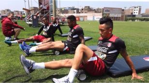 Selección Peruana cumple su octavo día de entrenamiento con plantilla casi completa