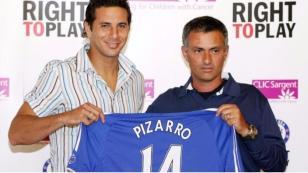 Claudio Pizarro y su paso por el Chelsea: se cumplen 10 años de su presentación en Inglaterra