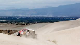 Fiambalá, la última gran prueba para los pilotos del Dakar 2018 antes de la meta