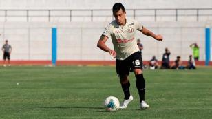Paolo Guerrero se despide de Argentina para entrenar con Flamengo