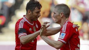 (Video) Bastian Schweinsteiger alentó a Perú y envió mensaje a Claudio Pizarro