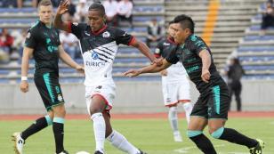 Con Advíncula y Aquino de titulares, Lobos BUAP debutó con empate en el Apertura de México