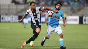 Cristal fue humillado 4-0 por Santos en su adiós a la Libertadores