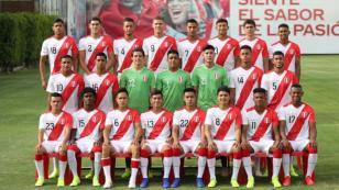 ¿Jairo Concha llegará al debut? Este sería el once de Perú en el Sudamericano sub 20 (FOTOS)