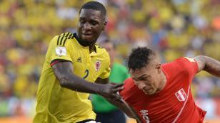 Los suspendidos de Colombia para el partido definitivo ante Perú