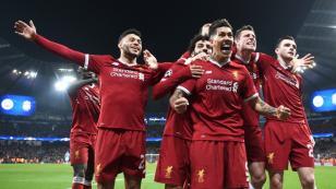 ¡Liverpool venció al Manchester City y está en semifinales de Champions League!
