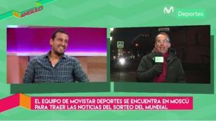 (VIDEO) Al Ángulo: Daniel Peredo le recordó el 'si quisieras' a Renzo Sheput y así reaccionó