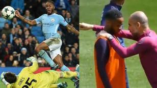 (VIDEO) Las enseñanzas de Pep Guardiola a Raheem Sterling en el Manchester City