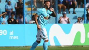 Emanuel Herrera sobre Sporting Cristal: