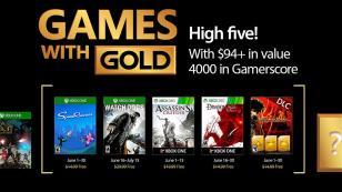 Xbox Games With Gold junio 2017 presentados
