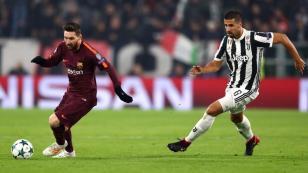 Barcelona empató 0-0 con la Juventus y aseguró su pase a los octavos de Champions League