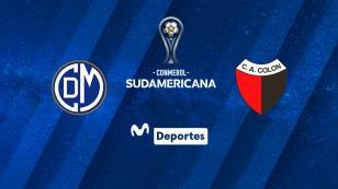 Deportivo Municipal vs. Colón de Santa Fe EN VIVO DIRECTO ONLINE por la primera ronda de la Copa Sudamericana 2019