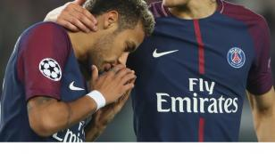 ¿Problemas entre Neymar y Edinson Cavani? Esto dijo el DT del PSG