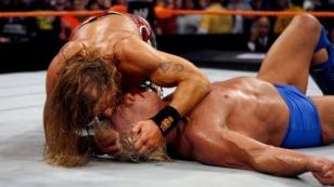 SHAWN MICHAELS VS RICK FLAIR