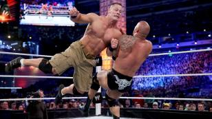John Cena vs. The Rock