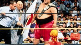 Hulk Hogan vs. Yokozuna