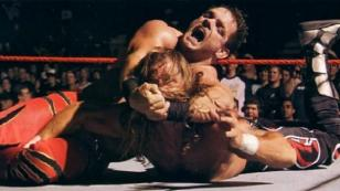 CHRIS BENOIT VS HHH VS SHAWN MICHAELS