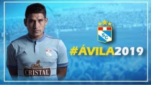 Irven Ávila renovó con Sporting Cristal hasta fines del 2019
