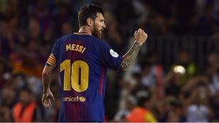 (VIDEO) Barcelona: la soledad que inunda a Lionel Messi en el campo de juego