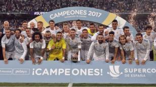 Real Madrid: un equipo que tiene más de 11 titulares